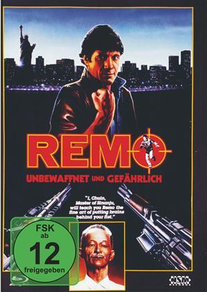 Remo - Unbewaffnet und gefährlich (1985) (Cover A, Mediabook, Blu-ray + DVD)