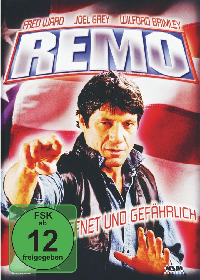 Remo - Unbewaffnet und gefährlich (1985) (Cover B, Mediabook, Blu-ray + DVD)