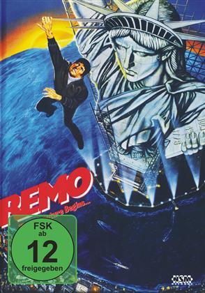 Remo - The Adventure Begins (1985) (Cover C, Mediabook, Blu-ray + DVD)