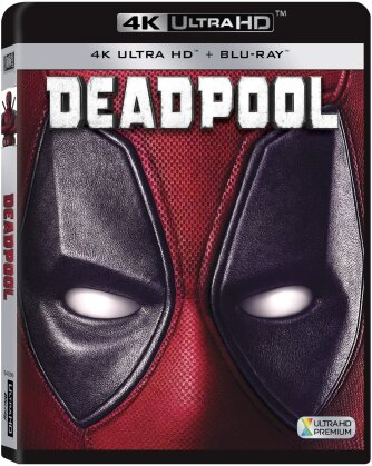 Deadpool (2016) (4K Ultra HD + Blu-ray)