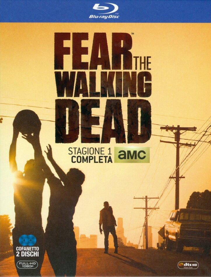 Fear the Walking Dead - Stagione 1 (2 Blu-rays)