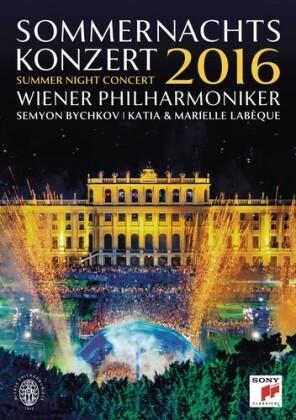 Wiener Philharmoniker, … - Sommernachtskonzert Schönbrunn 2016 (Sony Classical)