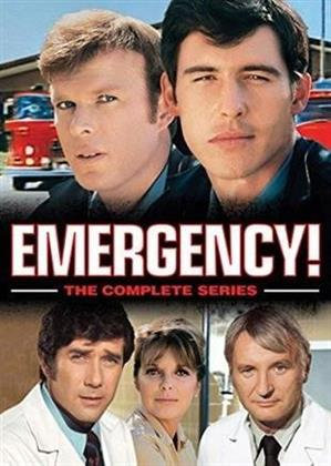 Emergency! - The Complete Series (32 DVDs)