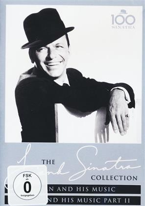 Frank Sinatra - A Man and His Music Part 1 & 2 (Sinatra 100, The Frank Sinatra Collection )