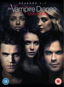 The Vampire Diaries - Seasons 1-7 (35 DVDs)