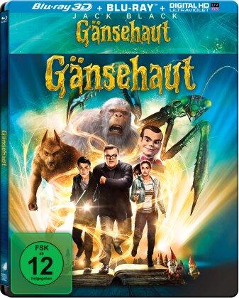 Gänsehaut (2015) (Lenticular - Steelbook)