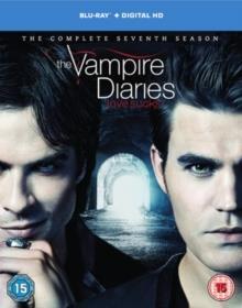 The Vampire Diaries - Season 7 (4 Blu-rays)