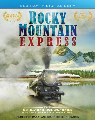 Rocky Mountain Express - The Ultimate Steam-Powered Adventure (2011) (Imax)