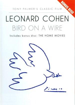 Leonard Cohen - Bird On A Wire (2 DVDs)