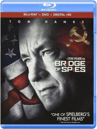 Bridge of Spies (2015) (Blu-ray + DVD)