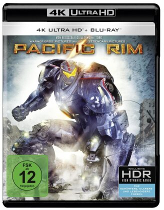 Pacific Rim (2013) (4K Ultra HD + Blu-ray)