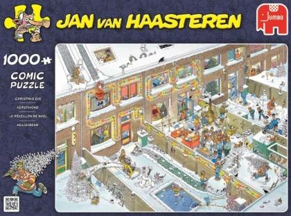Jan van Haasteren: Heiligabend - 1000 Teile Puzzle