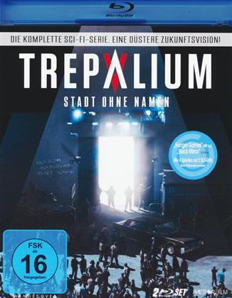 Trepalium - Stadt ohne Namen - Die komplette Serie (2 Blu-rays)