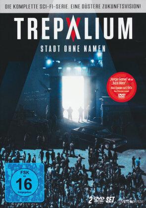 Trepalium - Stadt ohne Namen - Die komplette Serie (2 DVDs)
