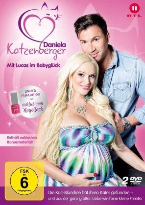 Daniela Katzenberger - Mit Lucas im Babyglück (Fan Edition, Limited Edition, 2 DVDs)