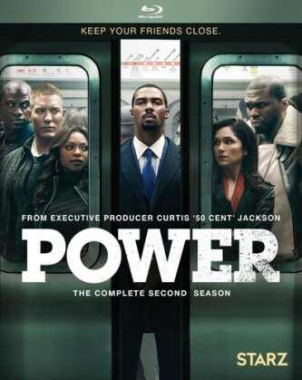 Power: Season 2 - Power: Season 2 (3PC) / (3Pk) (3 Blu-rays)