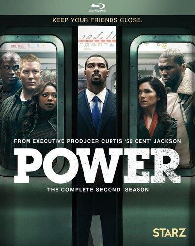Power: Season 2 - Power: Season 2 (3PC) / (3Pk) (3 Blu-rays)