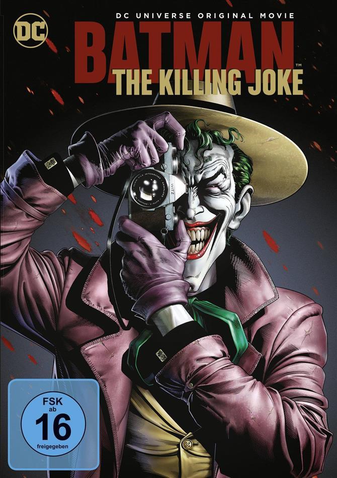 Batman - The Killing Joke (2016)