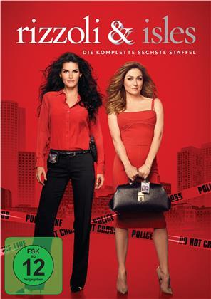 Rizzoli & Isles - Staffel 6 (4 DVDs)