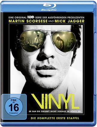 Vinyl - Staffel 1 (4 Blu-rays)