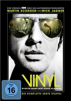 Vinyl - Staffel 1 (4 DVDs)