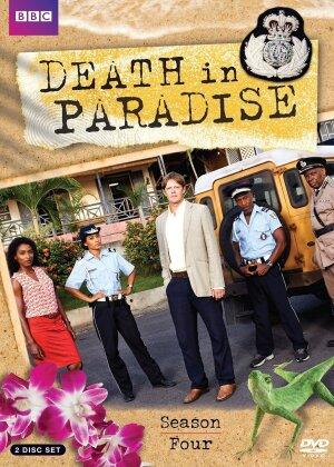 Death in Paradise - Season 4 (2 DVDs)