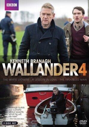 Wallander: Season Four - Wallander: Season Four (2PC) (2 DVDs)