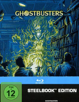 Ghostbusters (1984) (Project Pop Art Edition, Steelbook)