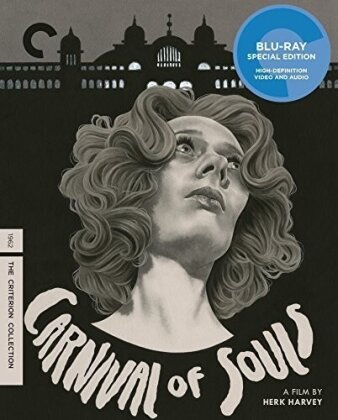 Carnival of Souls (1962) (4K Mastered, n/b, Criterion Collection, Edizione Restaurata, Edizione Speciale)