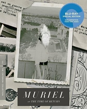 Muriel or The Time of Return (1963) (4K Mastered, Criterion Collection, Restored, Special Edition)