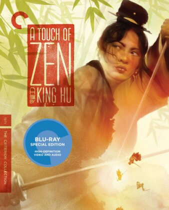 A Touch of Zen (1971) (4K Mastered, Criterion Collection, Edizione Restaurata, Edizione Speciale)