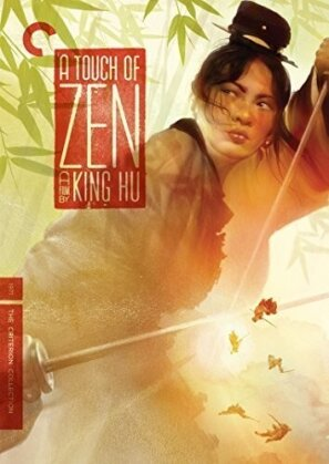 A Touch of Zen (1971) (Criterion Collection, Edizione Restaurata, Edizione Speciale)