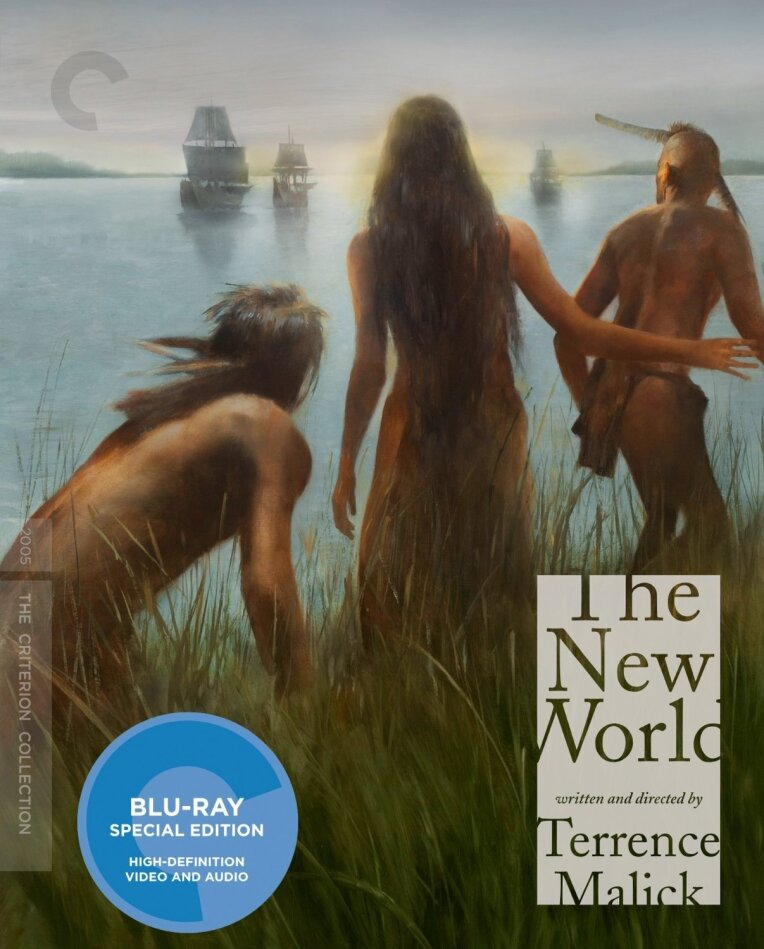 The New World (2005) (4K Mastered, Criterion Collection, Restaurierte Fassung, Special Edition)