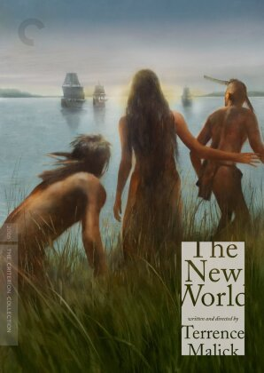 The New World (2005) (Criterion Collection, Restaurierte Fassung, Special Edition)