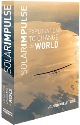 Solar Impulse - Exploration to Change the World (3 DVDs)