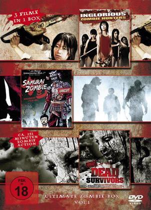Ultimate Zombie Box - Vol. 1 (Uncut, 3 DVDs)