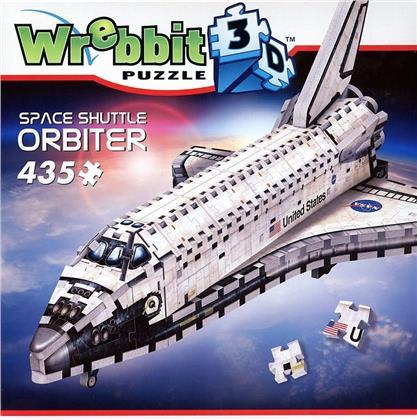 The Classics: Space Shuttle: Orbiter 3D - 435 Teile Puzzle