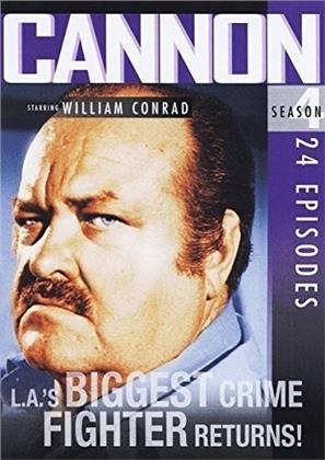 Cannon - Season 4 (6 DVDs)