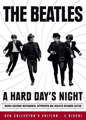 The Beatles - A hard Day's Night (Collector's Edition, 2 DVD)