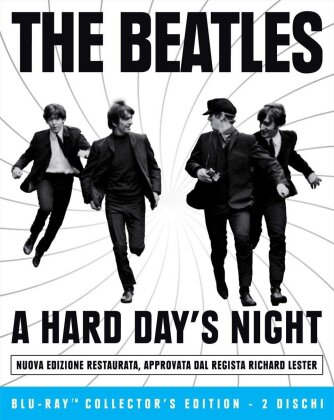 The Beatles - A hard Days's Night (Riedizione, 2 Blu-ray)