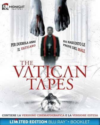 The Vatican Tapes (2015) (Extended Edition, Kinoversion, Limited Edition)