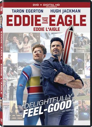 Eddie The Eagle - Eddie The Eagle / (Ac3 Dhd Ws) (2016) (Widescreen)