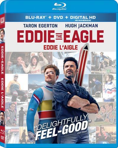 Eddie The Eagle - Eddie The Eagle (2PC) / (2Pk) (2016) (Widescreen, Blu-ray + DVD)