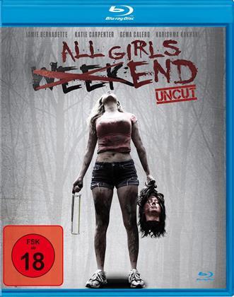 All girls weekend (2015) (Uncut)