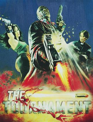 The Tournament (2009) (Limited Edition, Remastered, Steelbook, Uncut)