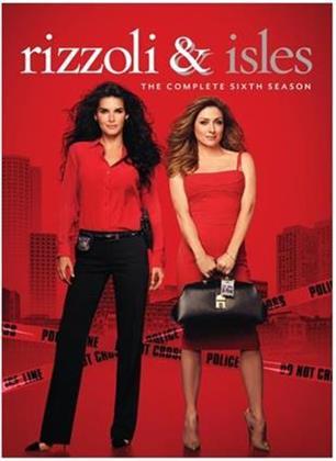 Rizzoli & Isles - Season 6 (4 DVD)