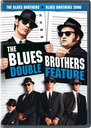 The Blues Brothers Double Feature - The Blues Brothers / Blues Brothers 2000 (2 DVDs)