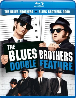 The Blues Brothers Double Feature - The Blues Brothers / Blues Brothers 2000 (2 Blu-rays)