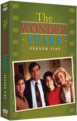 The Wonder Years - Season 5 (4 DVDs)