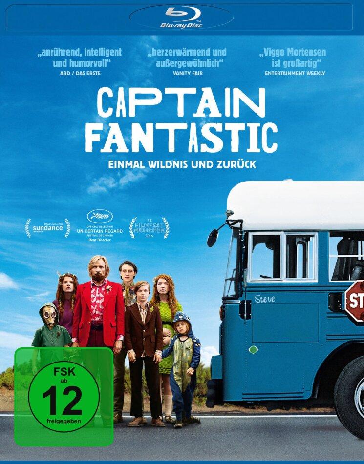Captain Fantastic - Einmal Wildnis und zurück (2016)